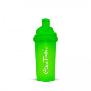 CleanFoods Shaker Green