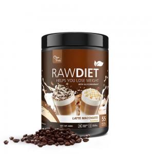 RawDiet Latte Macchiato