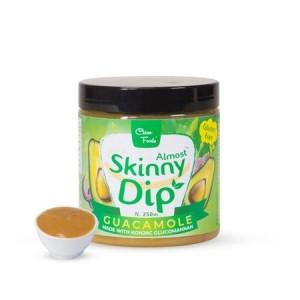 Almost SkinnyDip Guacamole
