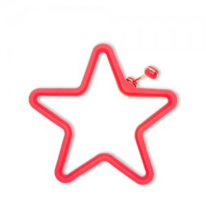 Silicone star shape