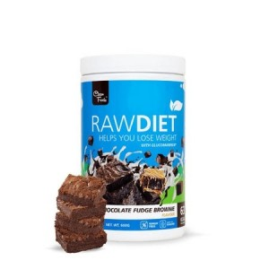 RawDiet Chocolate Fudge Brownie