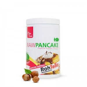 RawPancakes RawTella