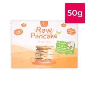 Tryout RawPancake Caramel