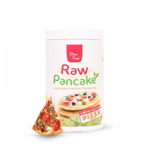 RawPancake Pizza