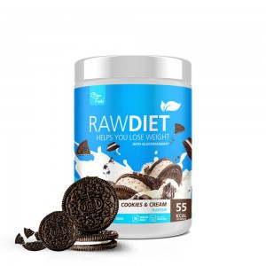 RawDiet Cookies and Cream
