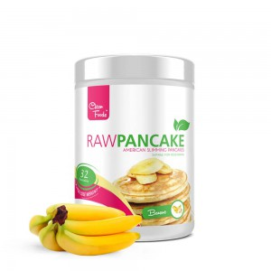 RawPancakes Banana