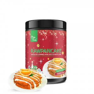 RawPancakes Limited Winter Edition