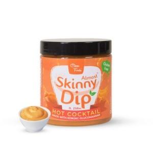 Almost Skinny Dip Hot Cocktail